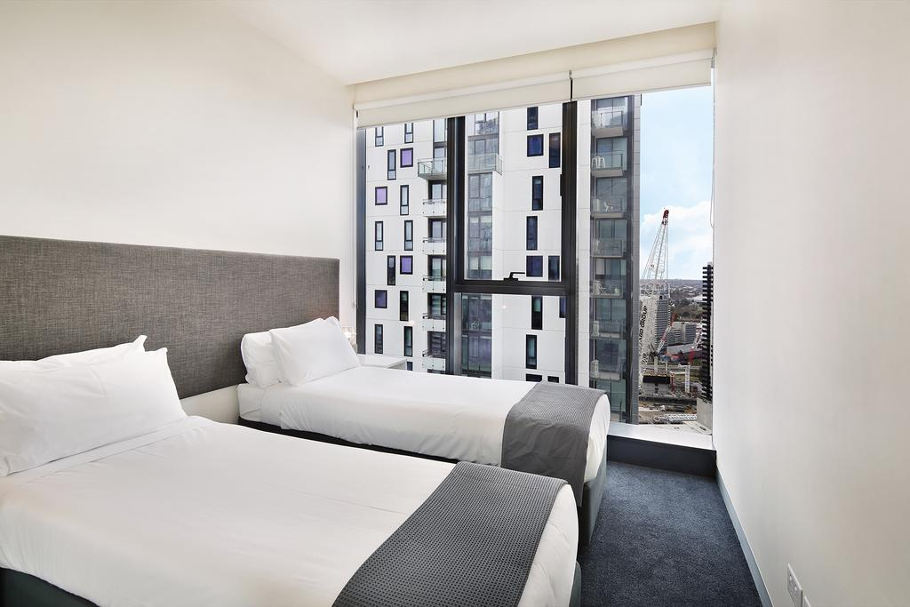 Aria Apartments - Twin Bed