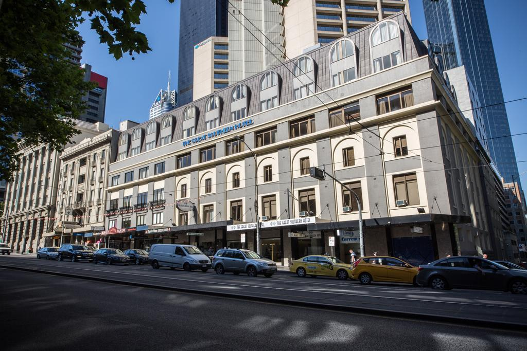 Great Southern Hotel Melbourne - Exterior
