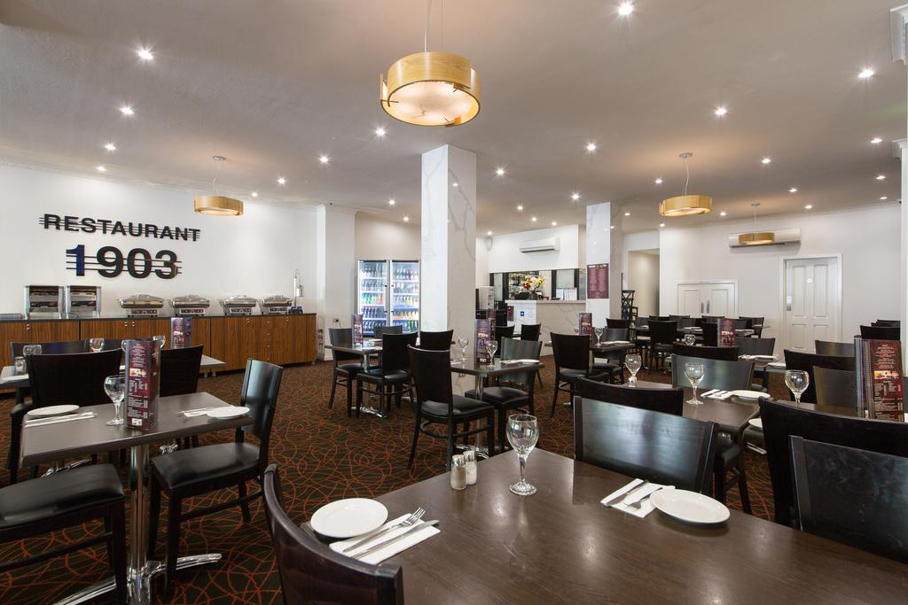 Great Southern Hotel Melbourne - Restaurant